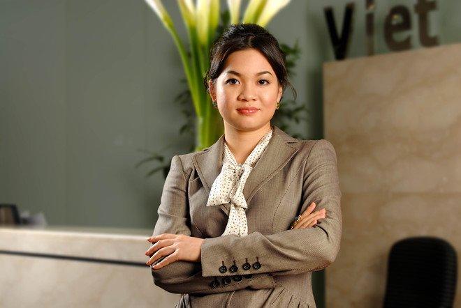 Ba Nguyen Thanh Phuong nhan thu lao '0 dong' tai Chung khoan Ban Viet hinh anh 1