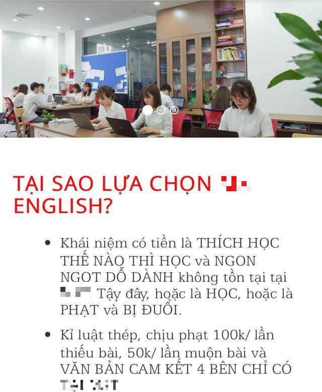 Co giao tieng Anh chui hoc vien 'mat nguoi oc lon': Quan diem giao duc khong giong ai hinh anh 1