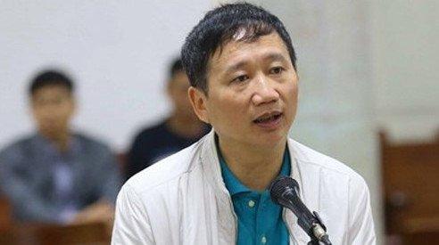 Xet xu ong Dinh La Thang va dong pham: Trinh Xuan Thanh rut don khang cao, khong co mat o toa hinh anh 1