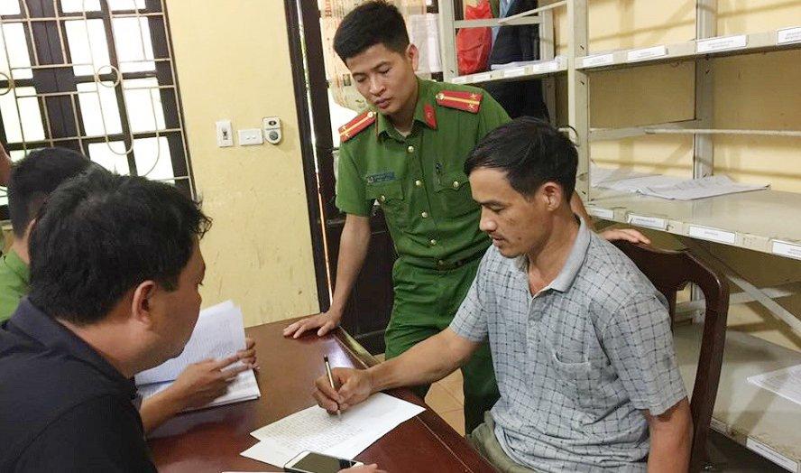 Kẻ sát hại 2 cha con ở Hưng Yên khai gì?