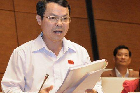 Xet xu bac si Hoang Cong Luong: Dai bieu Quoc hoi tranh luan gay gat tren hoi truong hinh anh 2