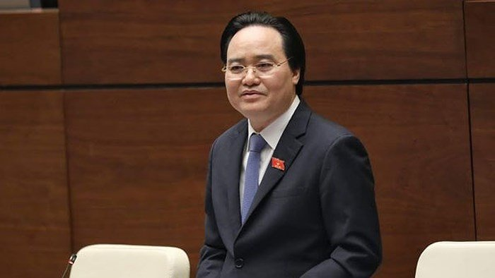 Bo truong Phung Xuan Nha: Chua co bang chung 'chay' kiem dinh de lam dep ho so hinh anh 2