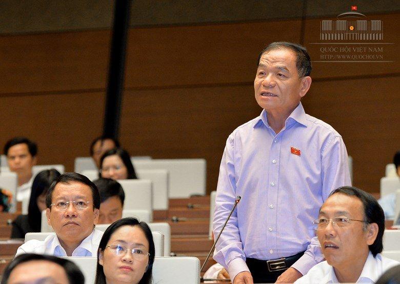 Dai bieu Le Thanh Van: Trung tri nghiem khac nguoi tien cu, de cu, bo nhiem can bo sai hinh anh 1