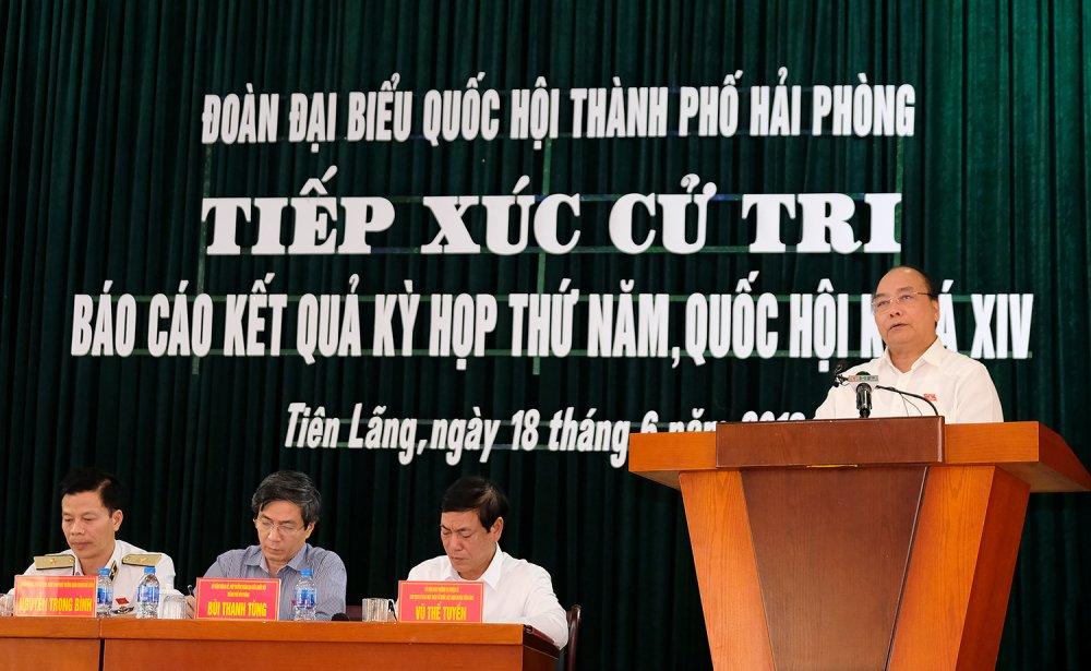 Thu tuong: Ke xau loi dung kich dong nguoi dan dap pha, chong nguoi thi hanh cong vu hinh anh 2