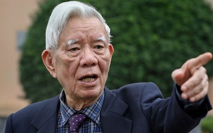 Bat Vu 'nhom', Phan Van Vinh roi, nhung dang sau do la ai, trach nhiem the nao? hinh anh 1