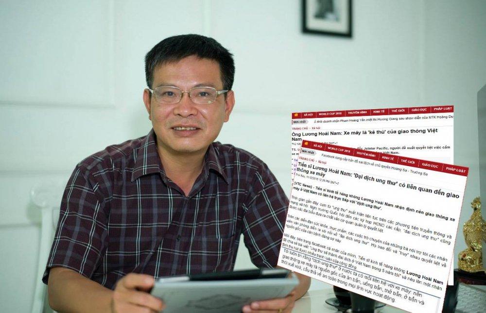 VTC News 10 tuoi: 'Chung toi da dong hanh de xuat han che xe may' hinh anh 1