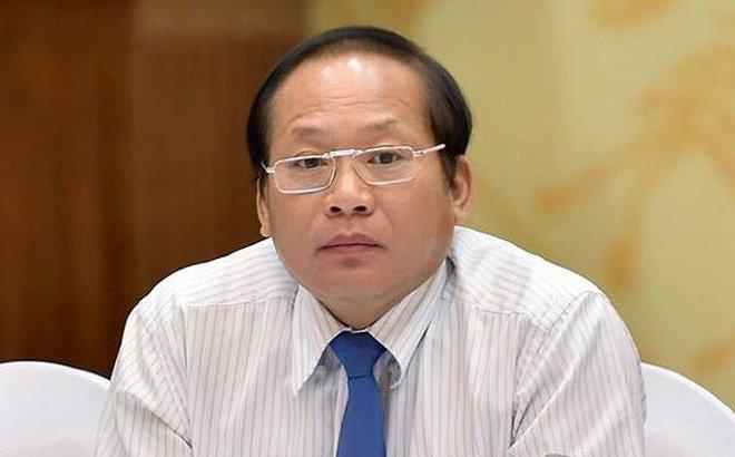 Tam dinh chi cong tac Bo truong Thong tin va Truyen thong Truong Minh Tuan hinh anh 1
