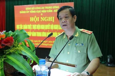 Vi pham cua Trung tuong Le Van Minh, Bui Xuan Son la nghiem trong hinh anh 1