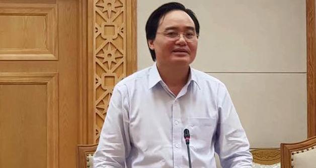 Sau gian lan thi cu o Ha Giang, Son La, ky thi THPT quoc gia 2019 duoc to chuc the nao? hinh anh 5