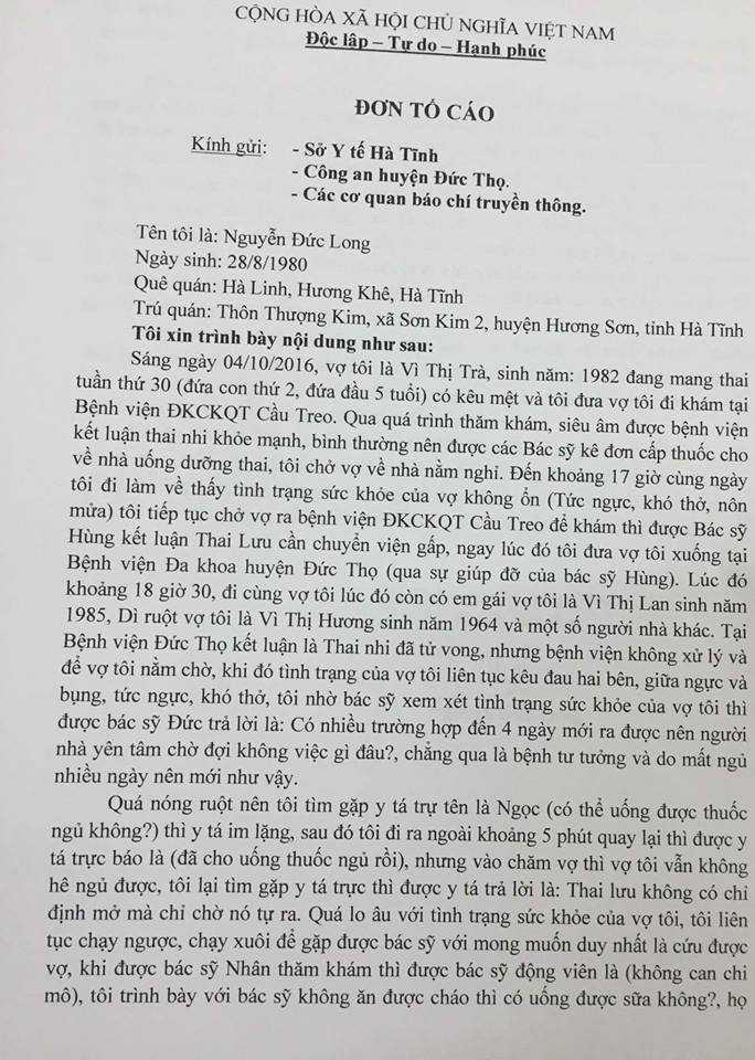 San phu va thai nhi chet uan khuc: Bi an manh xuong dai trong tu cung hinh anh 2