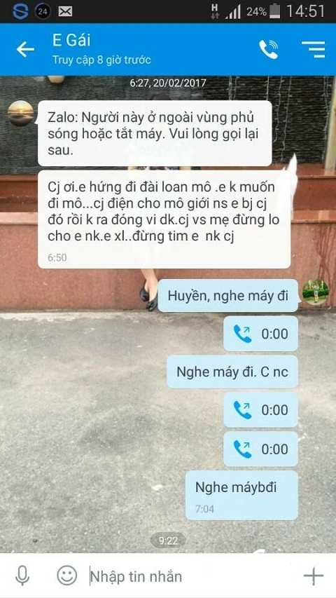 Co gai mat tich bi an khi di lam ho chieu xuat khau lao dong: Thong tin moi nhat tu cong an hinh anh 2