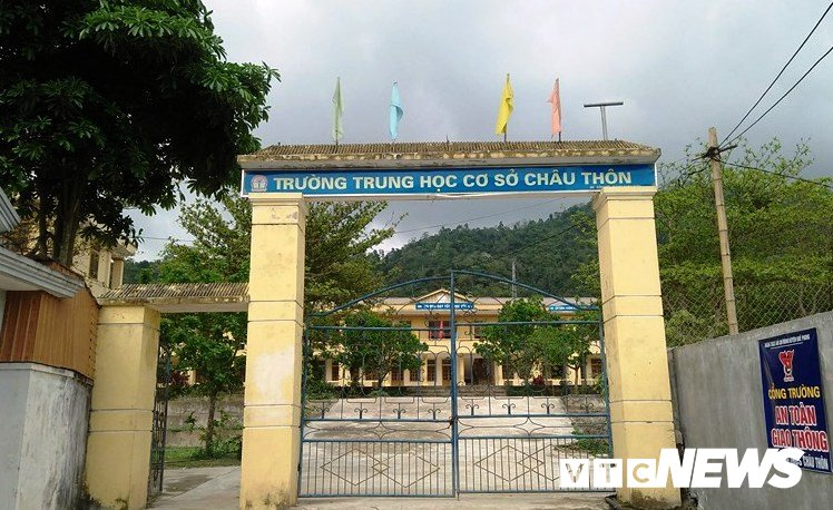 Nghi an che truoc cong truong, nu sinh lop 7 o Nghe An chet thuong tam hinh anh 1
