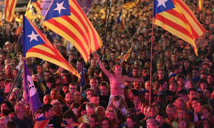 Catalan co de dang tach khoi Tay Ban Nha khong? hinh anh 1