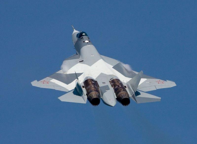 Can canh chien co tang hinh Su-57 toi tan cua Khong quan Nga hinh anh 3