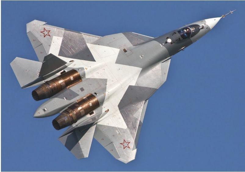 Can canh chien co tang hinh Su-57 toi tan cua Khong quan Nga hinh anh 5