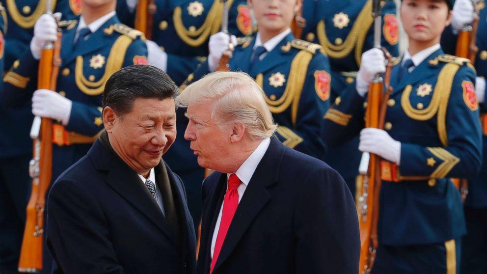 Tong thong Trump tiet lo noi dung can nho den Chu tich Tap Can Binh hinh anh 1
