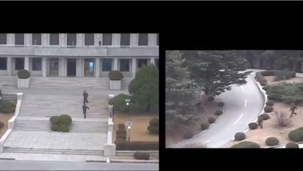 Video: Vu dao tau kich tinh cua binh sy Trieu Tien vua duoc tiet lo hinh anh 1