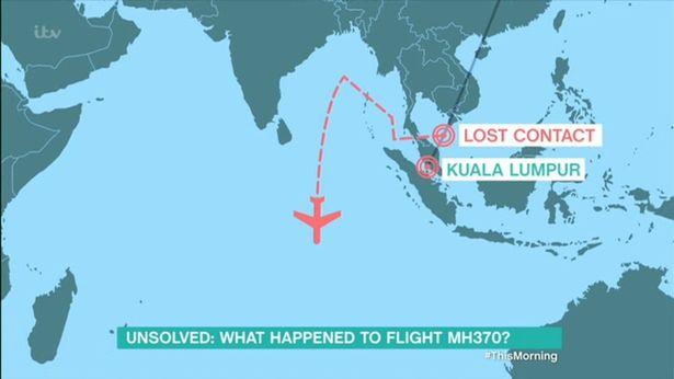 Gia thiet chan dong moi sau vu MH370 mat tich: Bi cuop tu xa, ngan chuyen hang mat den Trung Quoc hinh anh 1