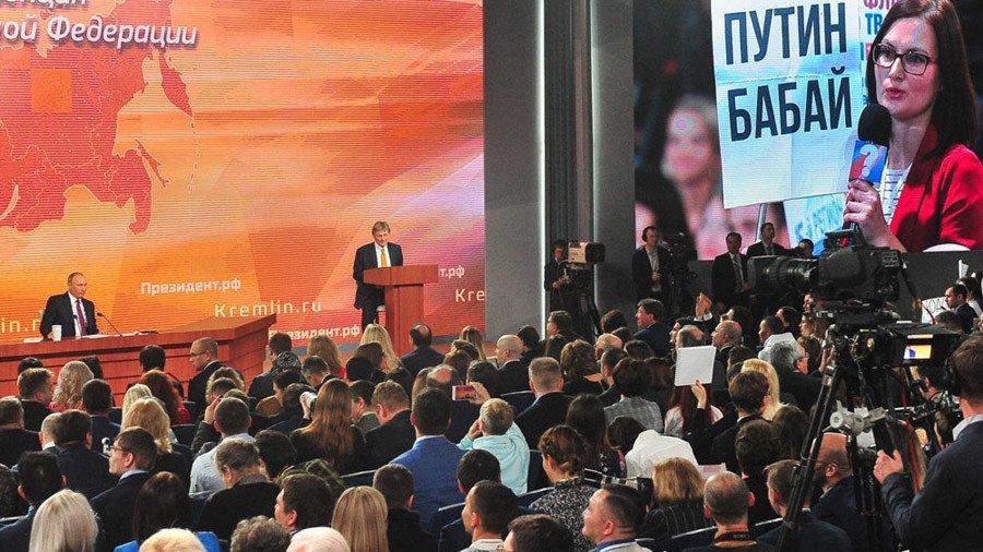 Nha bao gio bien 'Bye-bye Putin', Tong thong Nga phan ung the nao? hinh anh 1