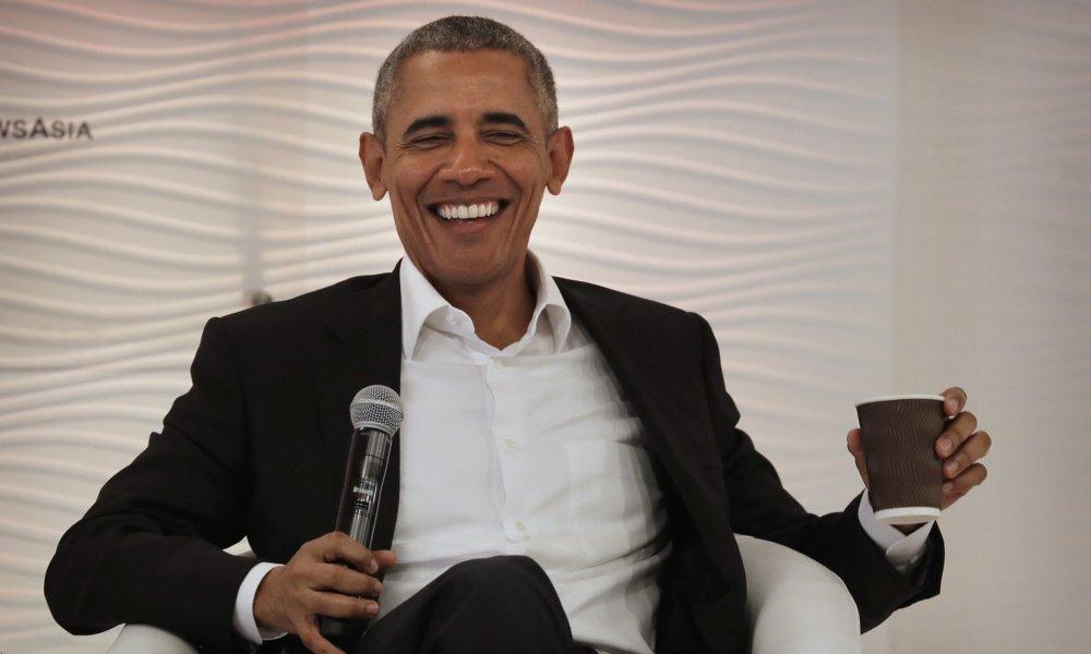 Nhung hoat dong dac biet cua ong Obama sau khi roi Nha Trang hinh anh 1
