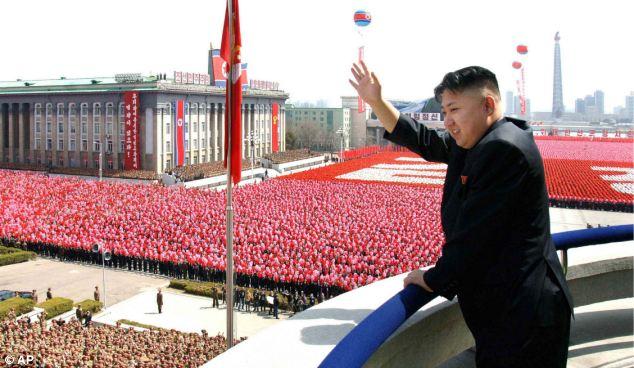 Trieu Tien khong co le ky niem ram ro ngay sinh nhat ong Kim Jong-un hinh anh 1