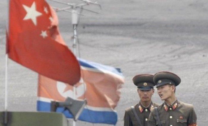 Trung Quoc tang cuong an ninh khu vuc bien gioi Trieu Tien hinh anh 1