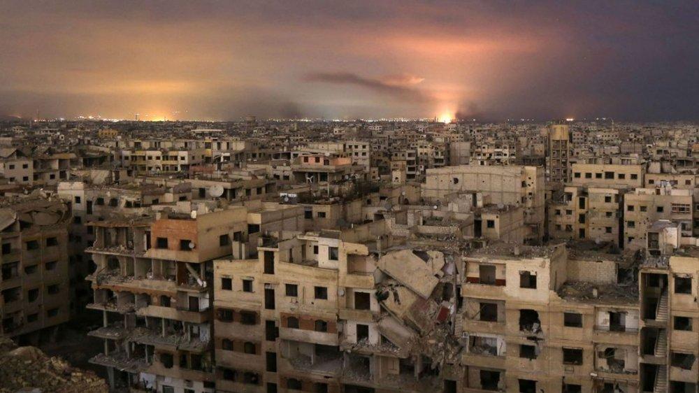 Nghi van Trieu Tien giup Syria san xuat vu khi hoa hoc hinh anh 1