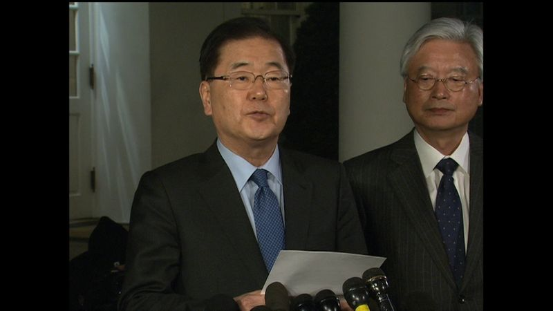 Tong thong Trump se gap Chu tich Kim Jong-un o dau? hinh anh 1