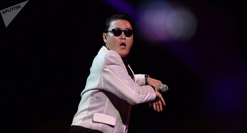 Ngoi sao Gangnam Style co the tham giam bieu dien o Trieu Tien hinh anh 1