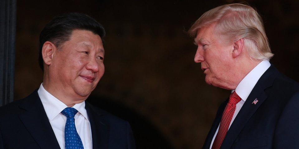 Tong thong Trump thua nhan thua Trung Quoc trong cuoc chien thuong mai hinh anh 1