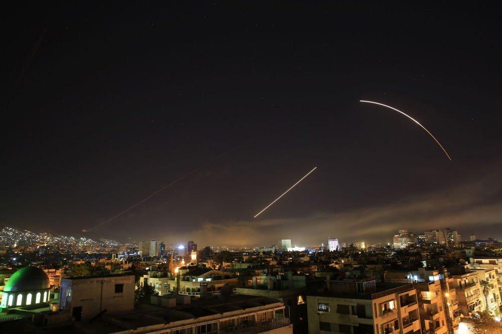 Anh: Toan canh vu khong kich Syria cua My va dong minh hinh anh 11