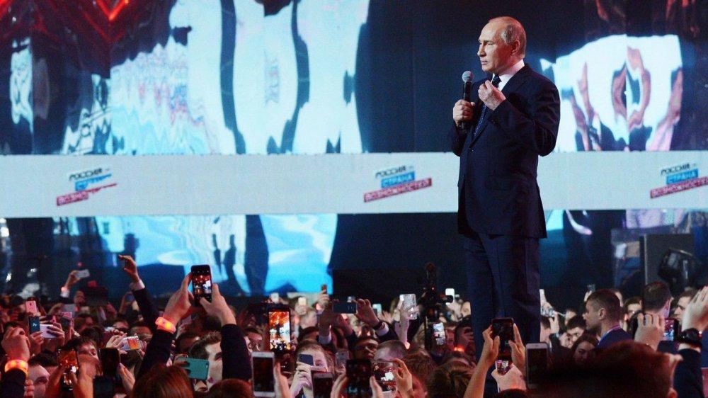 Nhin lai 18 nam thang tram cua Tong thong Nga Putin hinh anh 1