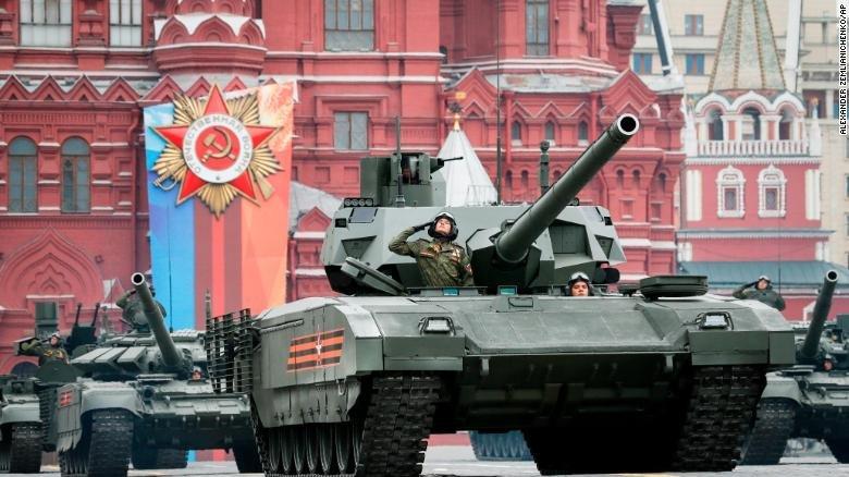 Anh: Nhung vu khi dac biet duoc mong cho trong le duyet binh Chien thang o Nga hinh anh 4