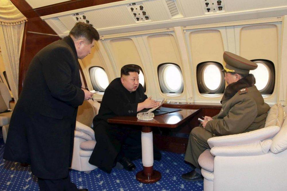 Dieu it biet ve nhung chiec chuyen co cua ong Kim Jong-un hinh anh 4