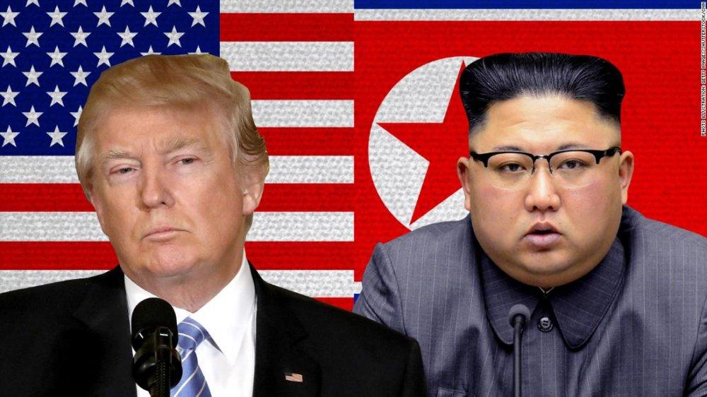 Tai sao ong Trump va ong Kim Jong-un quyet dinh gap nhau o Singapore? hinh anh 1