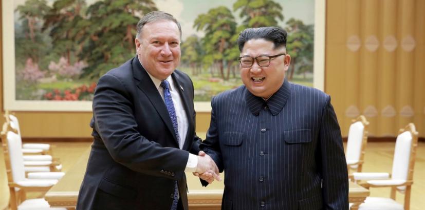 Ngoai truong My ke chuyen it nguoi biet ve lanh dao Trieu Tien Kim Jong-un hinh anh 1