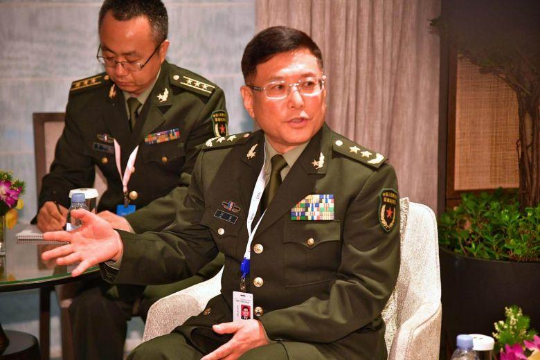 Tuong Trung Quoc gay phan no khi phat ngon ngong cuong ve Bien Dong hinh anh 1
