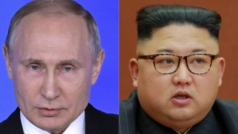 He lo thoi gian va dia diem Tong thong Putin gap ong Kim Jong-un hinh anh 1