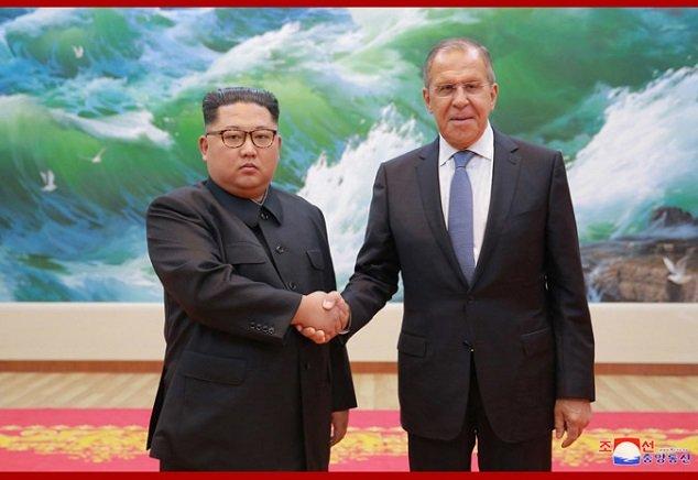 Kenh truyen hinh Nga bi to 'lam gia' nu cuoi cua lanh dao Kim Jong-un hinh anh 2