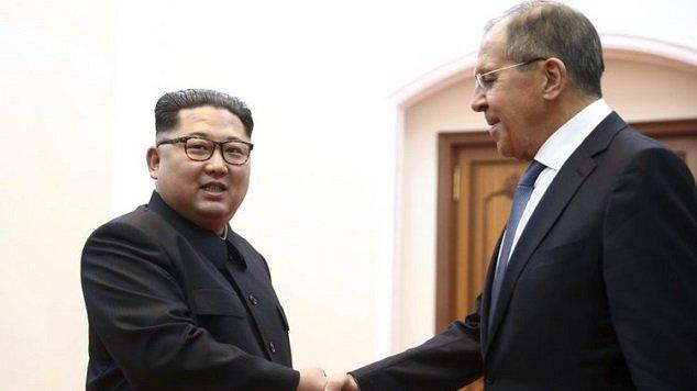 Kenh truyen hinh Nga bi to 'lam gia' nu cuoi cua lanh dao Kim Jong-un hinh anh 3
