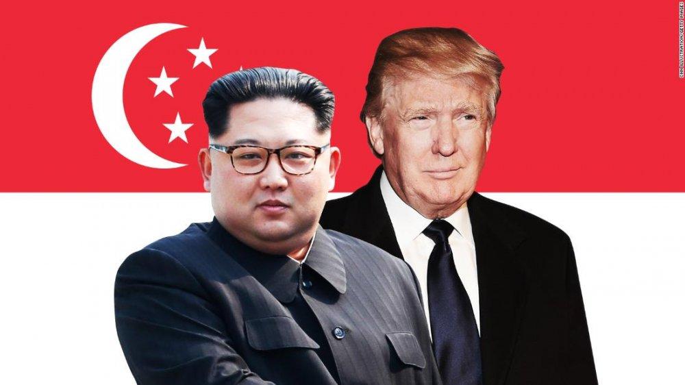 Chuong trinh nghi su Trump – Kim: Co the ban ve co che hoa binh vinh vien hinh anh 1