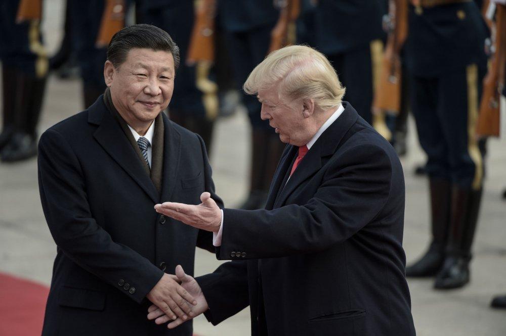 Tong thong Trump de doa ap goi thue moi len 200 ty USD hang nhap khau Trung Quoc hinh anh 1