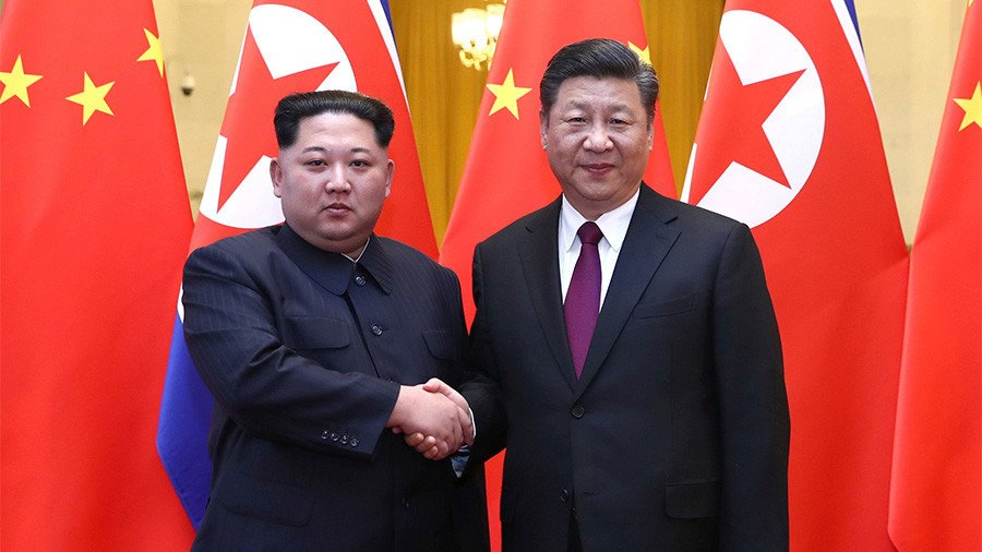 Hau hoi nghi My-Trieu, ong Kim Jong-un co the lai sang Trung Quoc hinh anh 1