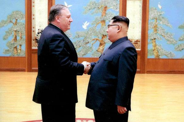 Ong Kim Jong-un tung thach thuc nuoc My am sat minh? hinh anh 1