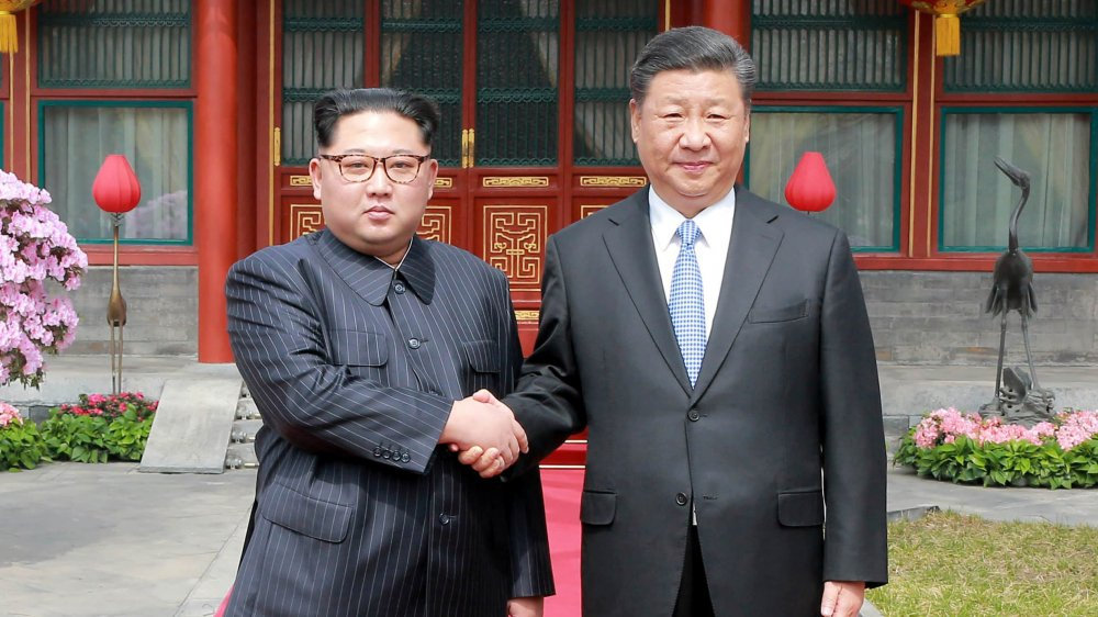 Sau chuyen tham cua ong Kim Jong-un, cong ty Trung Quoc do xo den Trieu Tien hinh anh 1