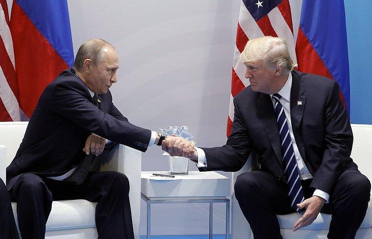 Them mot nuoc 'up mo' ve kha nang to chuc cuoc gap lich su Trump – Putin hinh anh 1