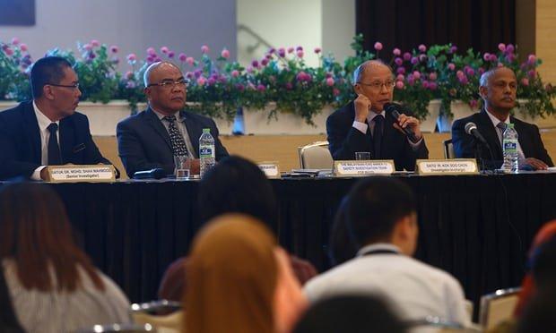 Bao cao cuoi cung ve MH370: Tat ca he thong dinh vi khan cap tren may bay deu tat hinh anh 1