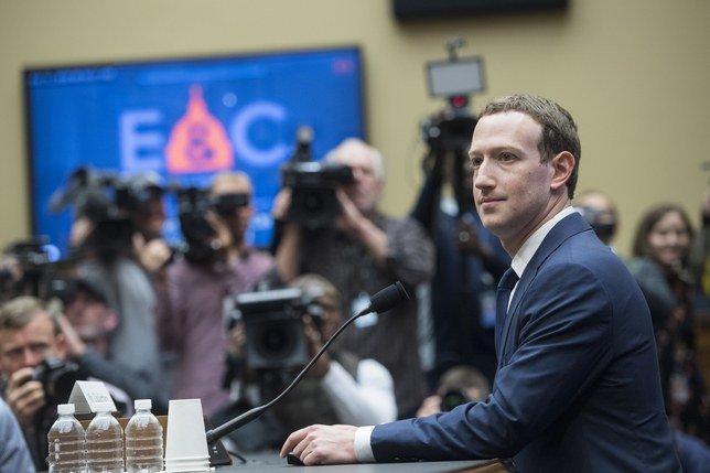 Facebook tiet lo dap tan am muu can thiep bau cu Quoc hoi My 2018 hinh anh 1