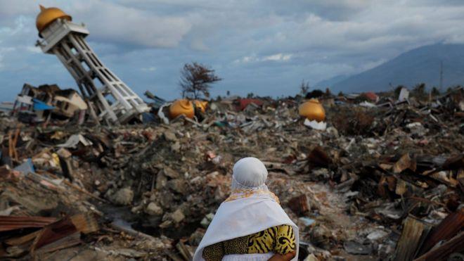 Indonesia: So nguoi chet tang len 1.944, khong con nhieu hi vong tim thay nguoi song sot hinh anh 1