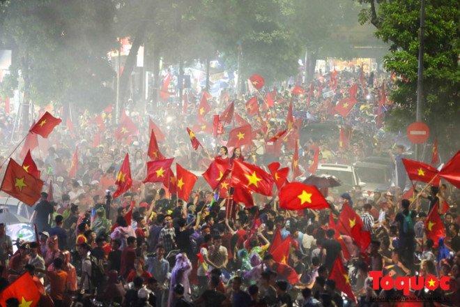 Vietnam Airlines bo tri may bay rieng don Doan The thao Viet Nam va doi tuyen Olympic hinh anh 1